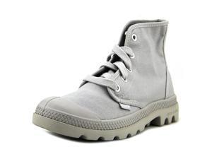 Palladium Pampa Hi Lite Women US 5.5 Gray Boot