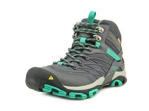 Keen Marshall Mid WP Women US 5.5 Black Hiking Shoe
