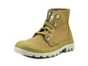 Palladium Pampa Hi Lite Women US 5.5 Tan Boot