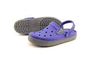 Crocs citiliane clog Men US 9 Blue Clogs