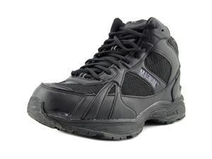 Magnum Must Mid WP Men US 10 Black Work Boot