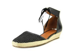 Lucky Brand Talianna Women US 12 Black Espadrille