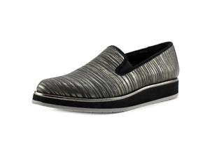 Donald J Pliner Betina Women US 6 Gray Loafer