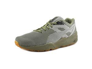 Puma R698 Knit Mesh v2 Men US 9 Green Sneakers