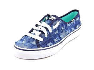 Keds Double Up Women US 6 Blue Sneakers