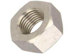 "1/2""-13 18-8 Stainless Steel Hex Nuts - (Pack of 25)"