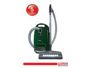Complete C3 PowerPlus - Full Size Racing Green Canister Vacuum. Flagship canister vacuum suitable for all surfaces.