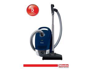 Compact C2 TotalCare - Compact Navy Blue Canister Vacuum. Perfect for low and medium pile carpets, area rugs, and hard floors.