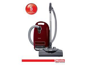 Complete C3 Cat & Dog - Full Size Tayberry Red Canister Vacuum.Perfect for pet owners and all surfaces.