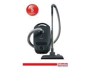 Classic C1 Hardfloor - Full Size Lava Grey Canister Vacuum. Perfect for low pile carpets, area rugs, and hard floors.