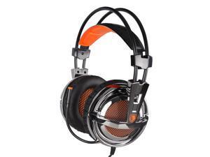 Sades SA-928 3.5mm Gaming Headset 7.1 Surround Stereo Headphone w/Mic PC Xbox360