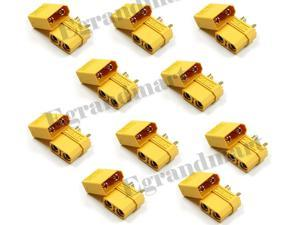 10 Pairs XT60 High Quality Male/Female Bullet Connectors Plugs For RC Battery