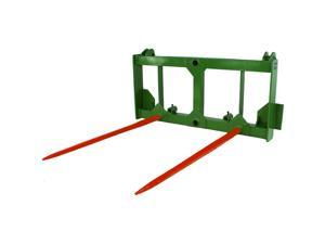 Titan John Deere Tractor 49? HD Hay Spear Attachment Stabilizers 200 300 400 500
