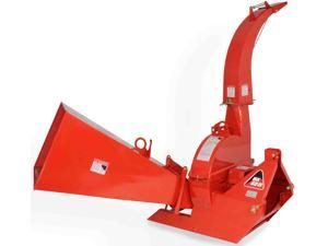 "Wood Chipper 3 point attachment Tractor PTO 6""x12"" Automatic Tree Brush BX62"