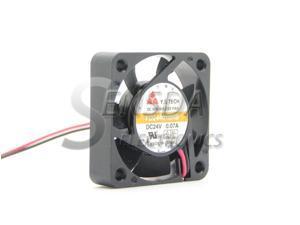 4cm Y.S.Tech FD244010HB  40mm 4010 24V 0.07A Ball bearing cooling fan computer case cooler cpu fan