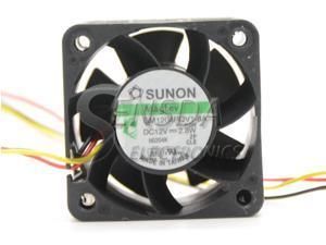 Sunon MagLev GM1204PQV1-8A.F.GN DC 12V 2.8W 4028 40mm x 28mm-3pin Sensor Hi-speed Case Server cooling Fan cooler