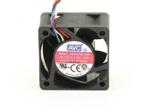 AVC DS04020R12MP 4020 40mm 4cm DC 12V 0.15A 4 -pin PWM computer cpu cooling fans