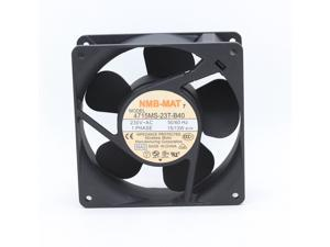 Minebea NMB 4715MS 23T B40 12cm 12038 120mm AC 230v Industrial Axial  Inverter Cooling