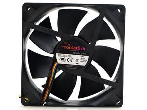 92mm 9.2cm ROCKETFISH A9225-26R6-48P-F1 9225 DC12V 0.60A  axial computer case cooling fan 92*25mm cooler