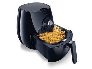 Philips HD9220 AirFryer with Rapid Air Technology, Black