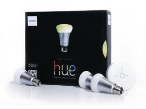 Refurbished: Philips 426353 Hue White and Color, Starter Kit, for iOS and Android