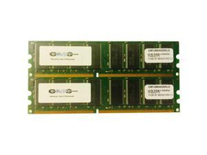 2GB (2x1GB) RAM Memory CMS Compatible with Dell Dimension 8400 Series Desktop by CMS