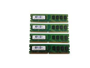 96gb (24x4gb) Memory RAM Compatible with Dell Poweredge 6850 Ddr2-pc3200 Dual Ra by CMS