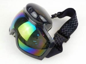 HD 720P Camera Video Photo Audio Vibration Black ATV Ski Snowboard Goggles