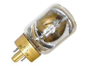 80 watt 30 volt T12 Pin (GX17q G17q-c34) Base 3,400K DFE/DGB Projector / Stage / Studio Incandescent Eiko Light Bulb