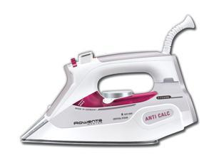Rowenta DW9150 Master Steam Iron Auto Shut Off with Stainless Steel Soleplate, 1750-Watt - 1 Year Warranty