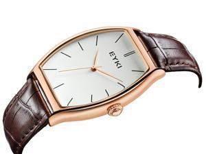 EYKI Mens Business Luxury Wrist Watches Fashion New Watch EW8863 Gold