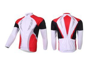 XINTOWN CL7226 Cycling Sports Jerseys Tops Outdoor Bicycle Clothing Long Sleeved - Size L
