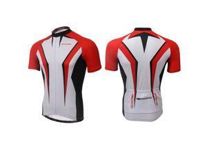 XINTOWN Cycling Slim Fit Short Sleeve Tops Tee Jereseys CS1533