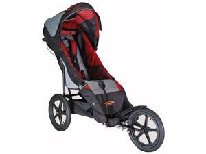 Adaptive Star Axiom IMPROV 1.5 Indoor/Outdoor Mobility Push Chair, Red