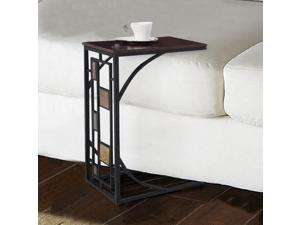 Coffee Tray Side Sofa Table Ottoman Couch Room Console Stand End TV Lap Snack