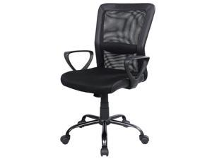Modern Ergonomic Mesh Medium Back Executive Computer Desk Task Office Chair