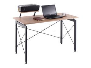 Computer Desk PC Laptop Table w/ Printer Shelf Home Office Workstation Study