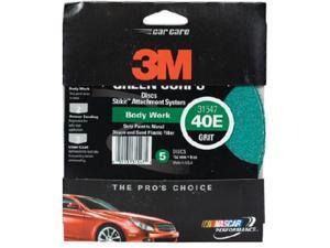 """3M 31550 Stikit 8"""" Disc 40E 5 pack"""