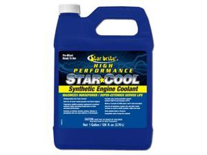 Star Cool Hi Performance Extended Life Pg Coolant 50/50 Gallon 33200