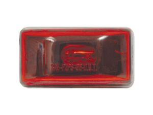 Optronics Inc. Sealed Mc Stud-mount-red Mc95rbp