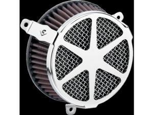 Cobra Air Cleaner Kits Filter Chrome Sp Vtx1300 06-0137-04
