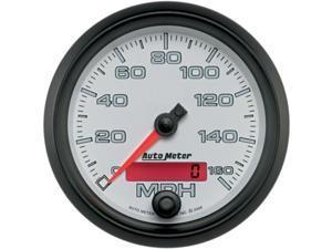 Auto Meter Dresser Instruments/kits Speedo 3-3/8 Phantom Ii 19589