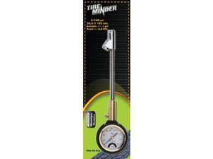 Minder Research, Inc 10in Dual Head Mechanical Gaug Tmg-rv-dial
