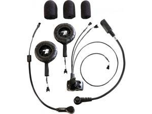 J&m Performance Series Headset Open Face Style Hs-bcd279-of-ho