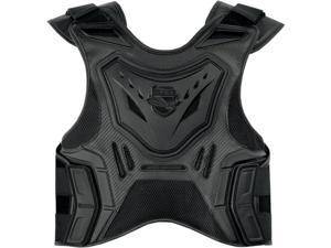 Icon Men's And Women's Stryker Vest Stealth L/xl
