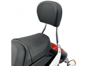 Cobra Round Sissy Bar - Standard - 17in. 02-7850