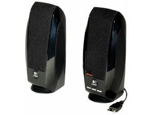 New Logitech S150 USB Speakers with Digital Sound, For Computer, Desktop, or Laptop