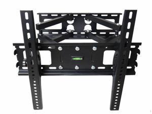 New FULL MOTION TILT LCD LED TV WALL MOUNT BRACKET 32 36 37 40 42 46 47 50 55 INCH