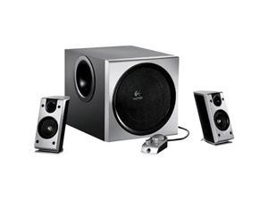 NEW Logitech Z-2300 THX-Certified 2.1 Speaker System with Subwoofer