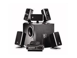 NEW Logitech Z-5450 Digital 5.1 Speaker System ( 970181-0403 )
